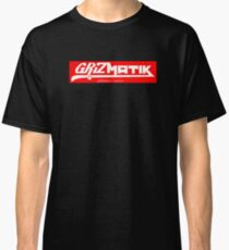 Grizmatik box logo Classic T-Shirt