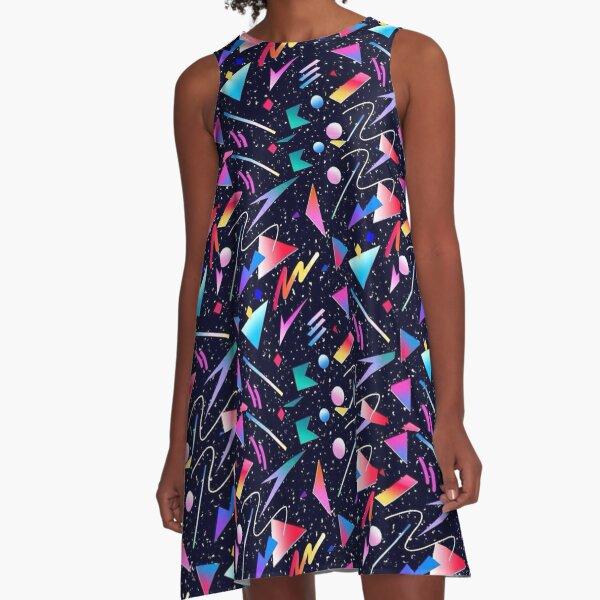 aesthetic design A-Line Dress