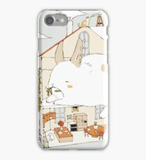 a restful home. iPhone Case/Skin