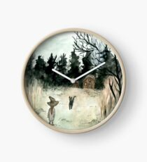 Little Witch Clock