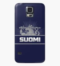Suomi Finland Lion Case/Skin for Samsung Galaxy
