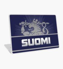 Suomi Finland Lion Laptop Skin