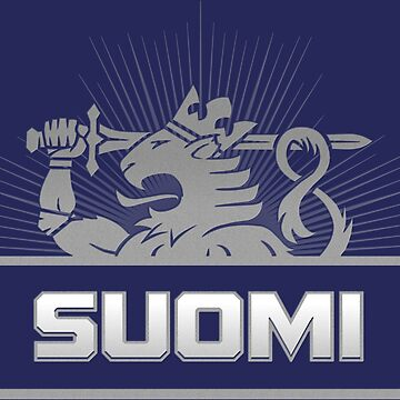 Suomi Finland Lion by HARyosa