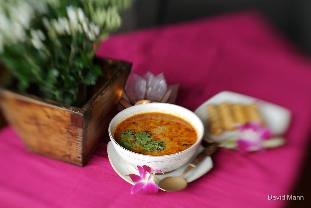 Thai Food 3 by David Mann