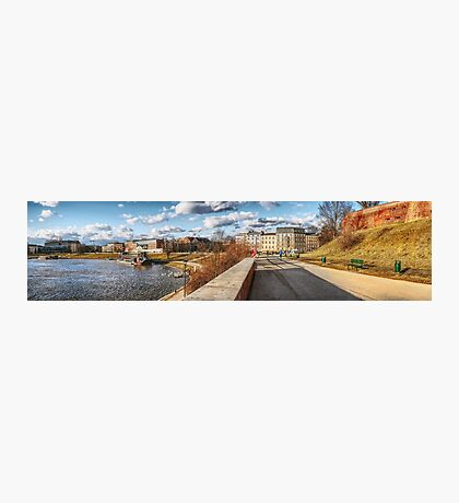 Cracow panorame Photographic Print