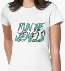 Run the Jewels RTJ1 Women's Fitted T-Shirt