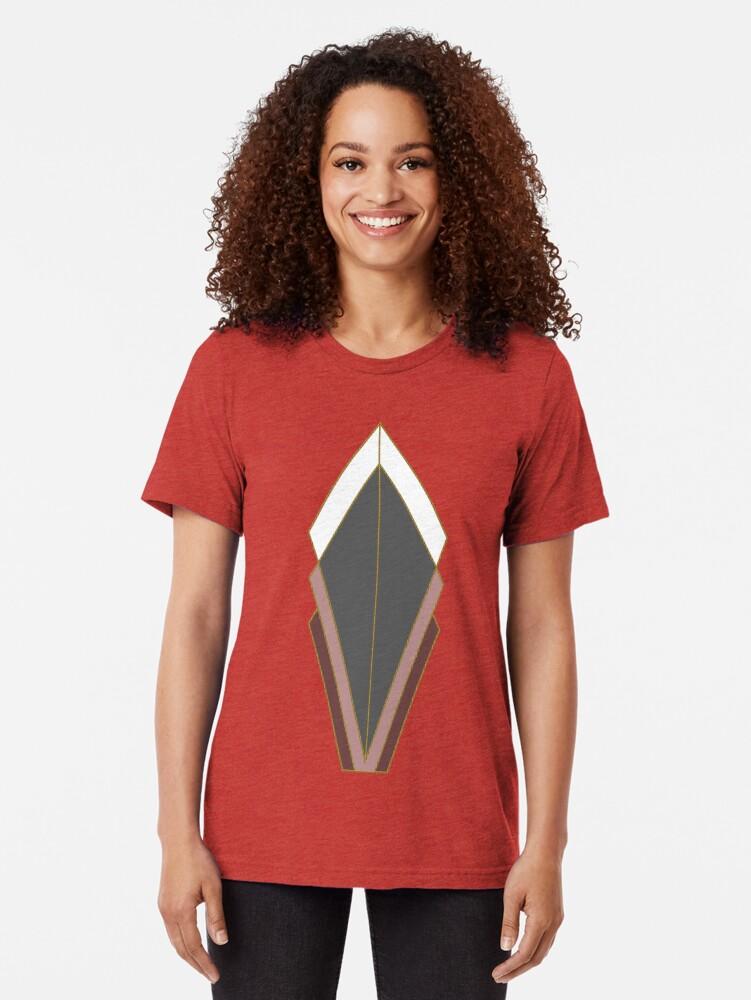 Alternative Ansicht von ART DECO G1 Vintage T-Shirt