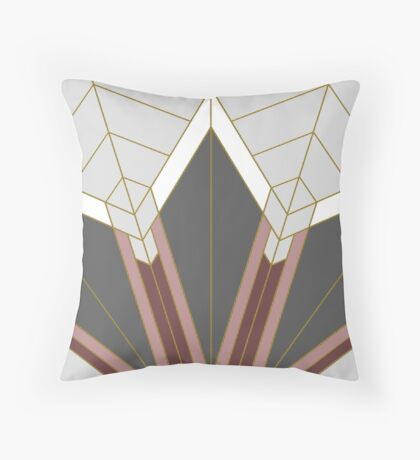 ART DECO G1 Throw Pillow