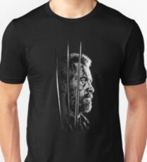 Logan Faded Bust Unisex T-Shirt