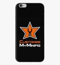 Customize My Minifig Star Logo iPhone Case