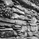 Rock walls of England by KaylaMarie