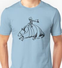Armadillo & Boy Unisex T-Shirt