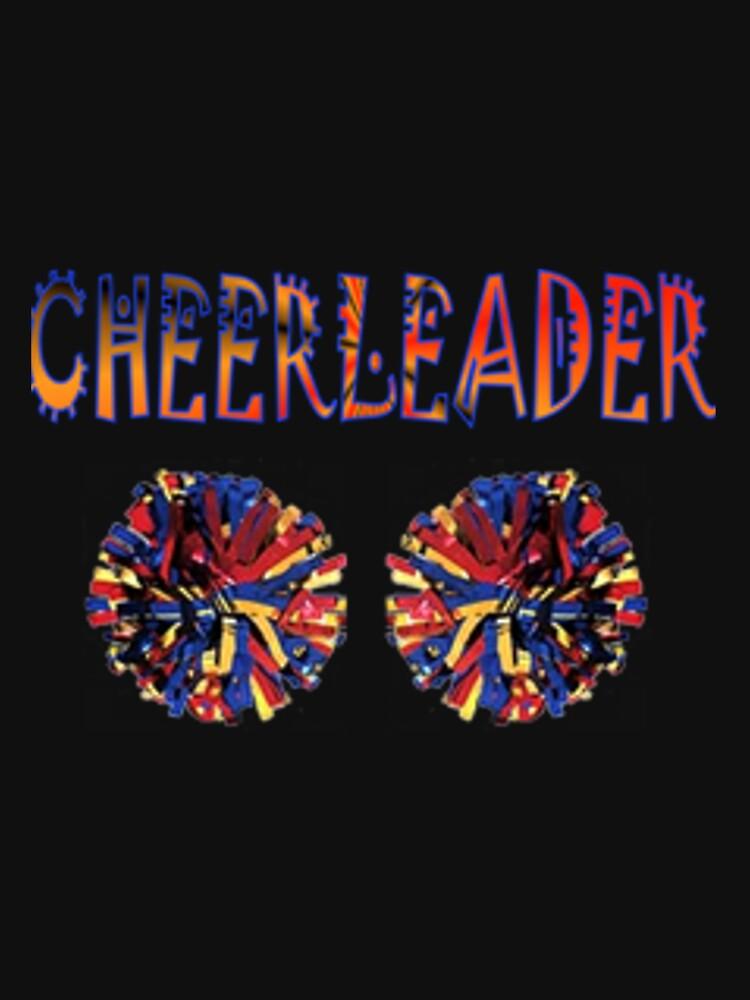 cheerleader by cheywings