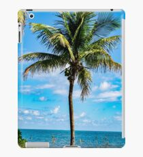 Ocean Palm iPad Case/Skin