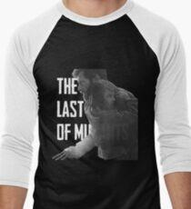 Logan and Laura Men's Baseball ¾ T-Shirt
