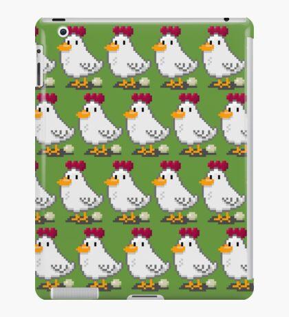 Pixel Chickens iPad Case/Skin