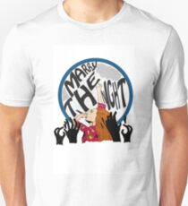 Marry The Night [ Ipod / Iphone / Print ] Unisex T-Shirt