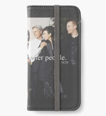 Offer people iPhone Wallet/Case/Skin
