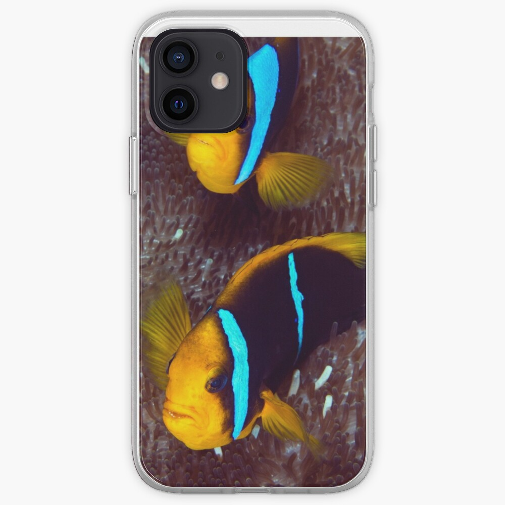 Grumpy couple II iPhone Case & Cover