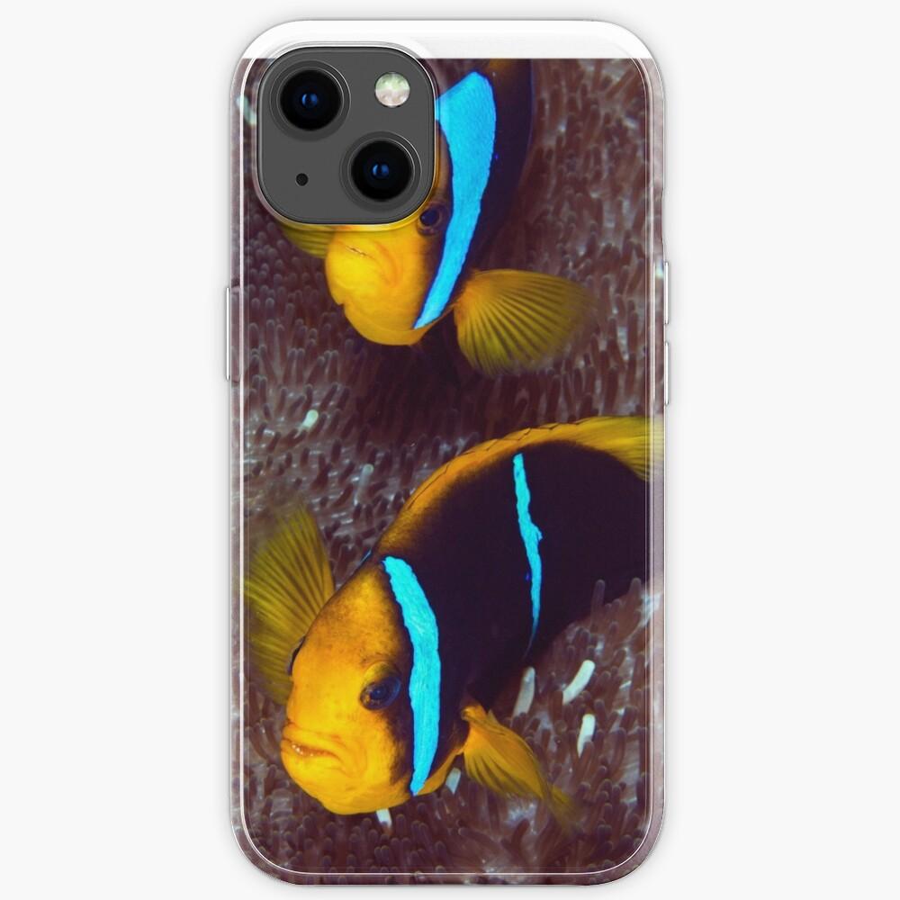 Grumpy couple II iPhone Case