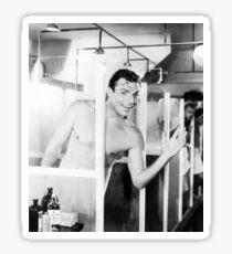 CINEMA / Buster Crabbe / SHOWER Sticker