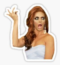 Alyssa Edwards Sticker