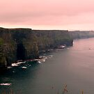 Cliffs of Moher by KaylaMarie