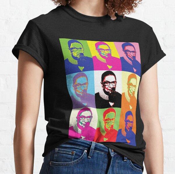 Notorious RBG Superstar Classic T-Shirt