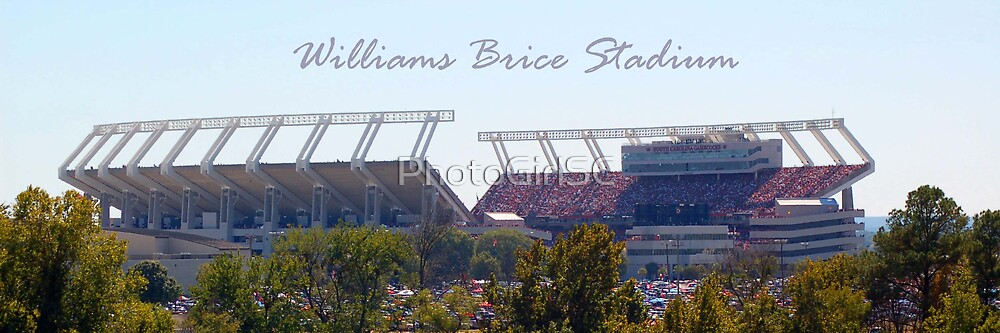 Williams Brice Stadium by PhotoGirlSC