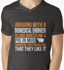 BIOMEDICAL ENGINEER argue with T-Shirt