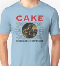 C A K E  S H O W R O O M  O F  C O M P A S S I O N Unisex T-Shirt