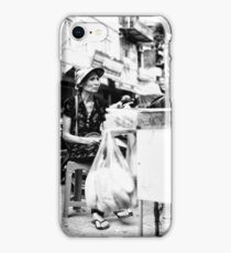 Local Lady in Hanoi iPhone Case/Skin