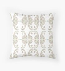 Bunnies Throw Pillow