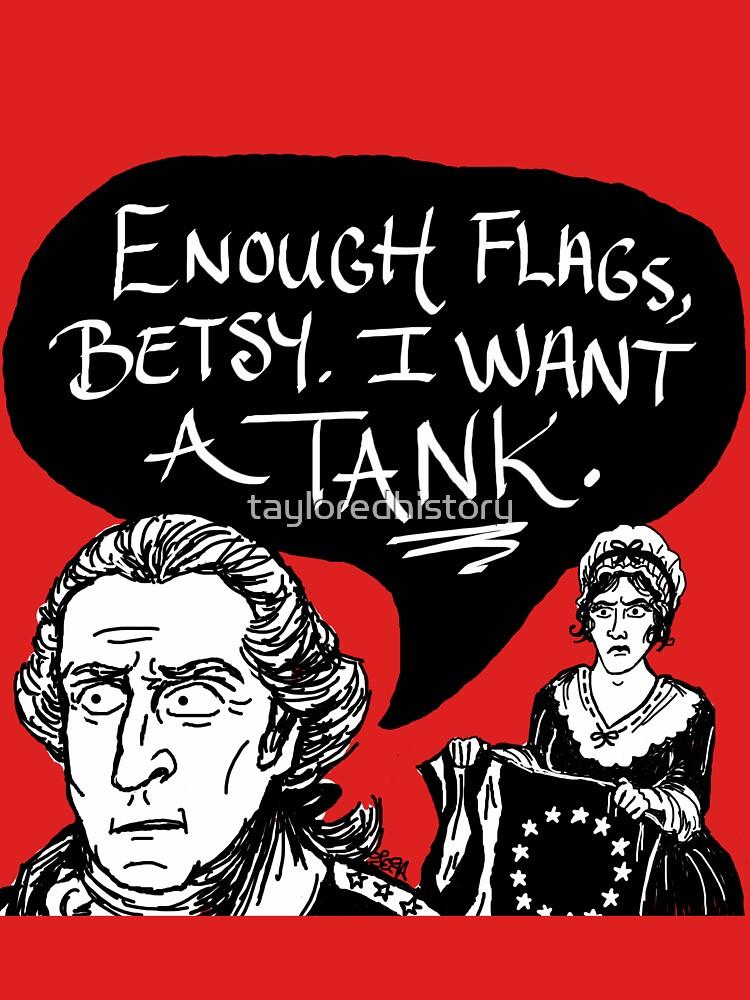 I Want A Tank | Unisex T-Shirt