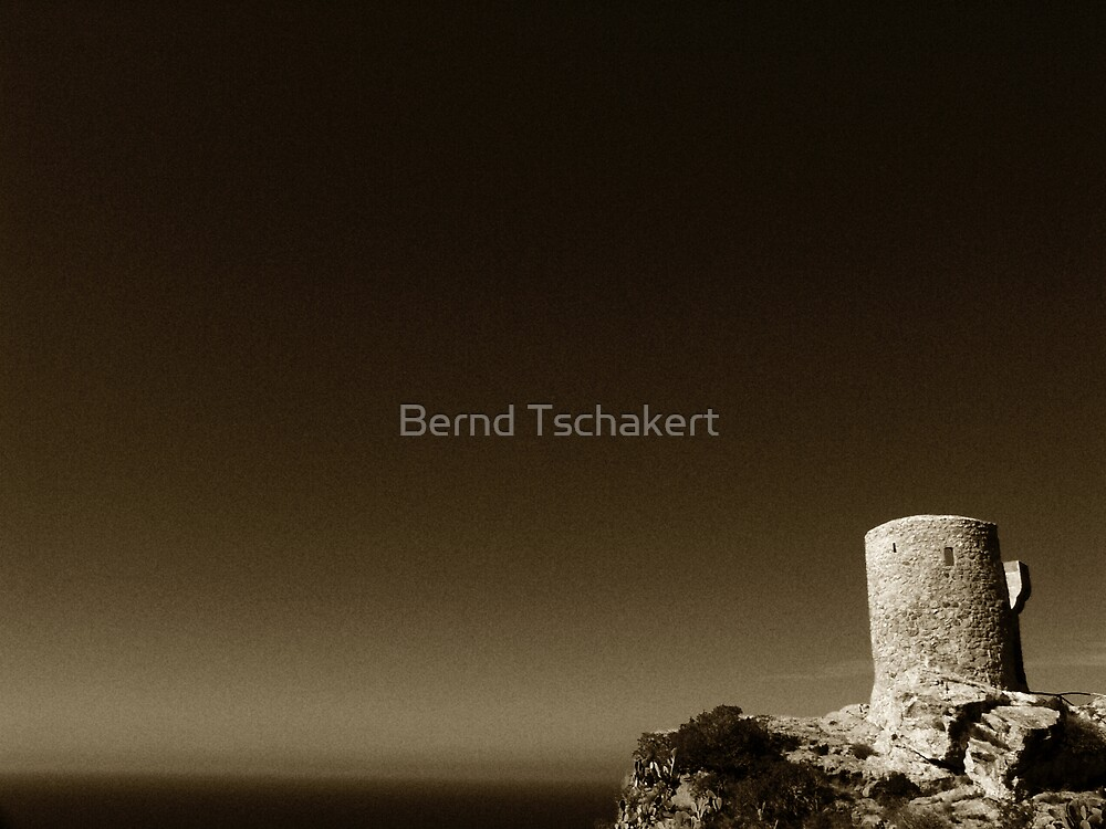The Watchtower by Bernd Tschakert