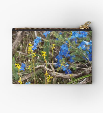Lechenaultia and Branch Studio Pouch