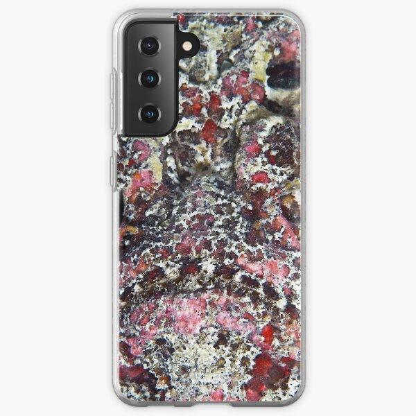 Invisible death Samsung Galaxy Soft Case