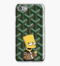 Goyard Spruce Bart Hypebeast iPhone Case/Skin