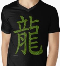 Dragon in Chinese The Backbone of the Earth  T-Shirt