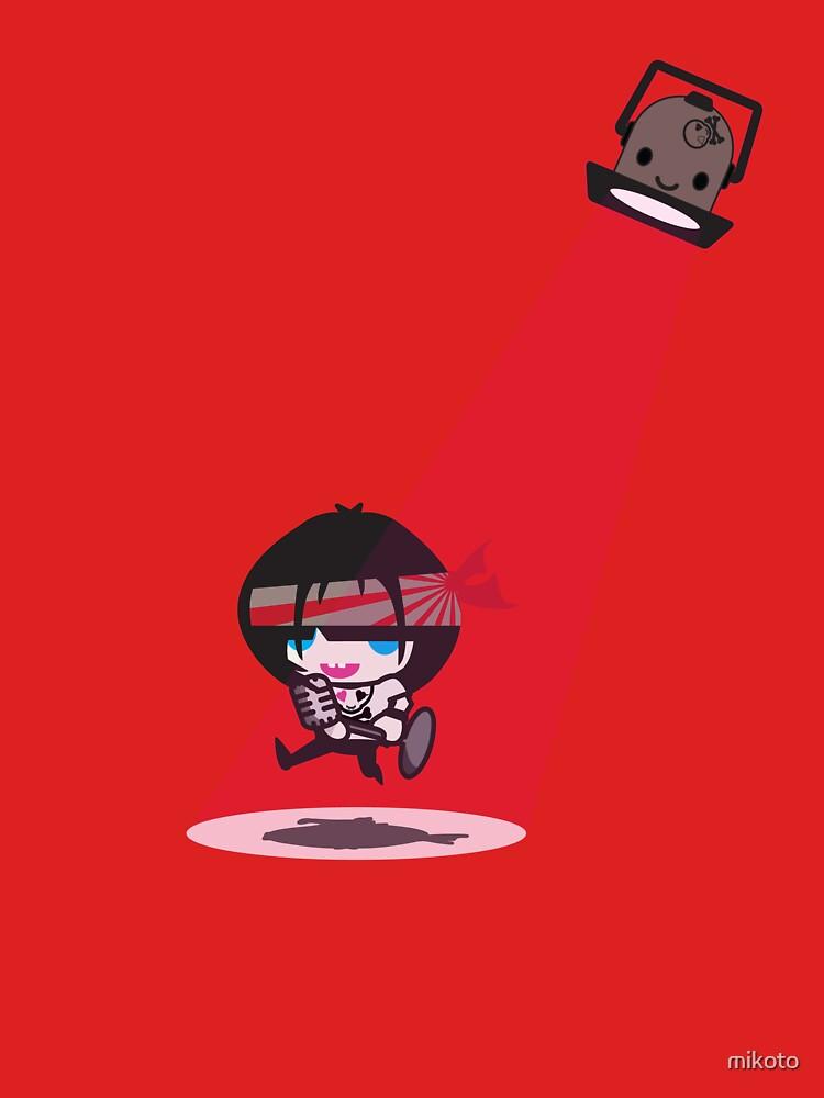mikoto - bubblerock - kick it! by mikoto