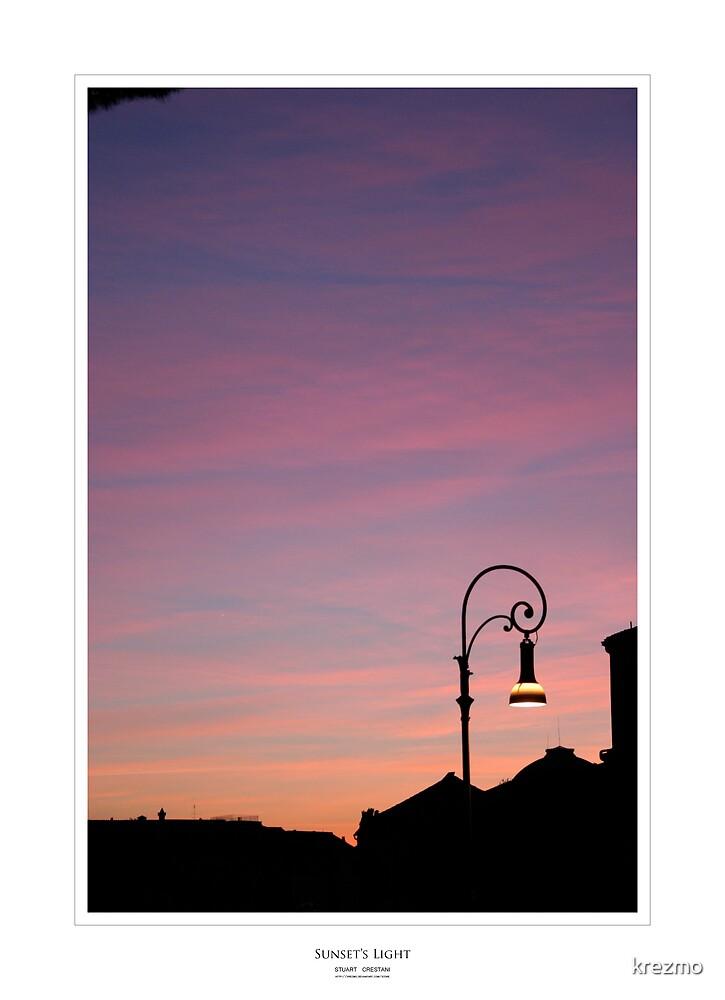 Sunset's Light by krezmo
