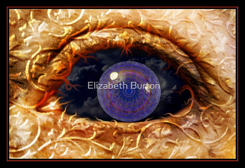 Mandala Dreams by Elizabeth Burton