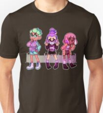 Splatoon Fashionistas 2.2 Unisex T-Shirt