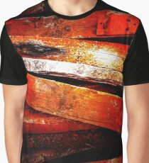Relics from Rural Australia - Railway Sleepers Graphic T-Shirt