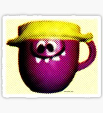 Goofy Grape Sticker