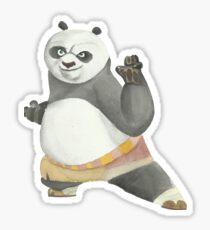 Po - Kung Fu Panda Sticker