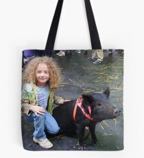 This Little Piggy is NOT Going to Market! Tote Bag