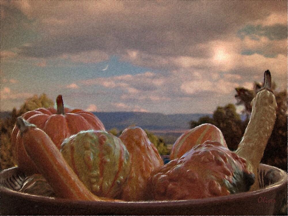 October Surprises by Charles Oliver