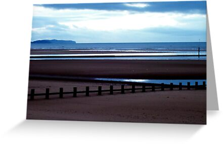 North Wales Coast by JImage