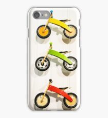 Kids' Bikes iPhone Case/Skin